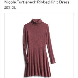 Nine Britton Nicole Ribbed Knit Dress